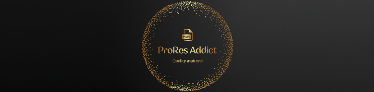 ProRes Addict – The Music video collector